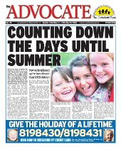 Advocate newspaper 2008