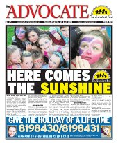 Advocate newspaper 2009